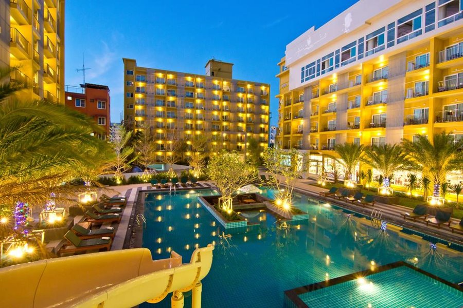 Grand Bella Hotel Pattaya