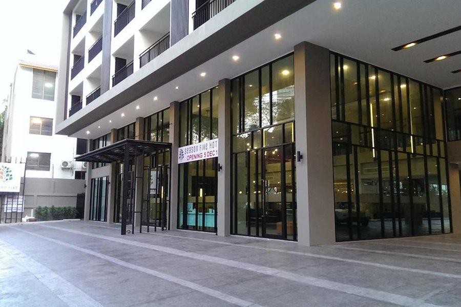 โรงแรมซีซัน ไฟฟ์ พัทยา