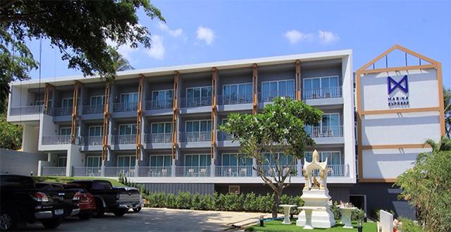 Marina Express Fisherman Hotel  Ao Nang
