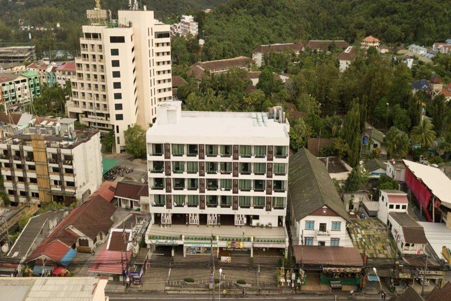 โรงแรมซิมพลิเทล ภูเก็ต
