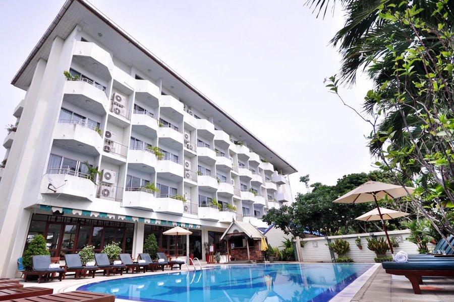 โรงแรม เจพีวิลล่า พัทยา