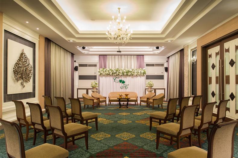 Chaophya Park Hotel Bangkok