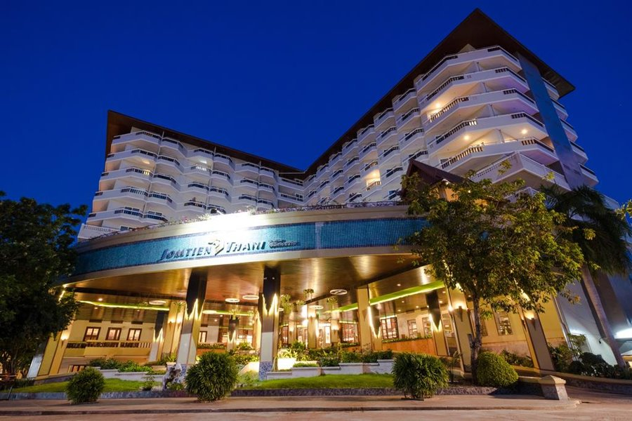 โรงแรมจอมเทียนธานี พัทยา