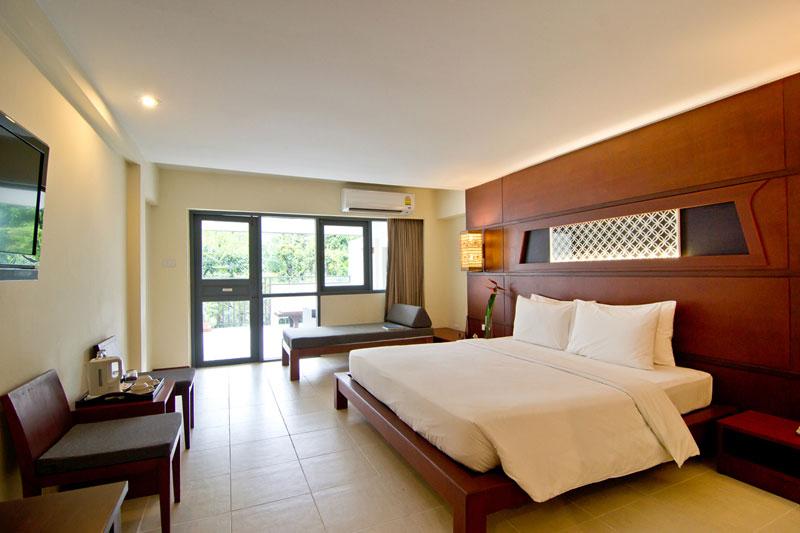 โรงแรม ซันชาย การ์เด้น พัทยา