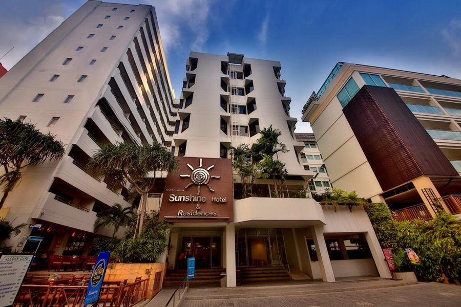 Sunshine Hotel & Residences  Pattaya
