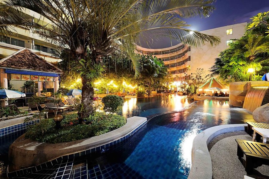 The Royal Paradise Hotel Phuket