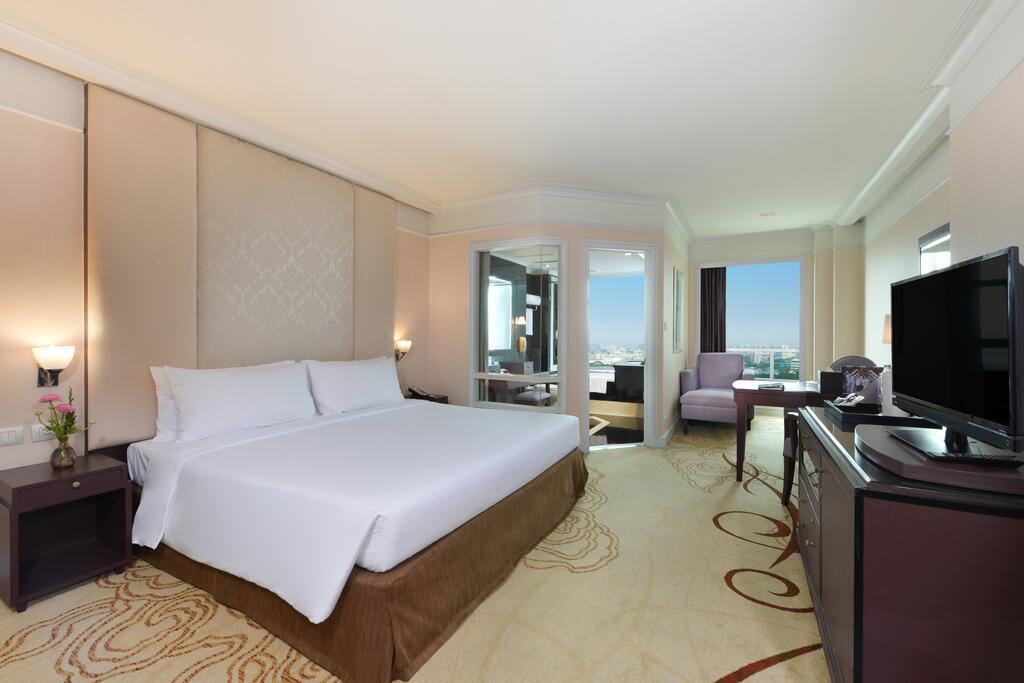 Miracle Grand Convention Hotel Bangkok