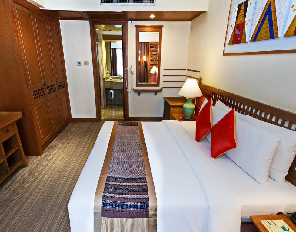 โรงแรมสีลม ซีรีน กรุงเทพฯ