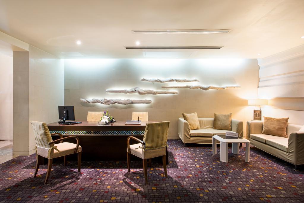 โรงแรม ฟูราม่า สีลม กรุงเทพฯ