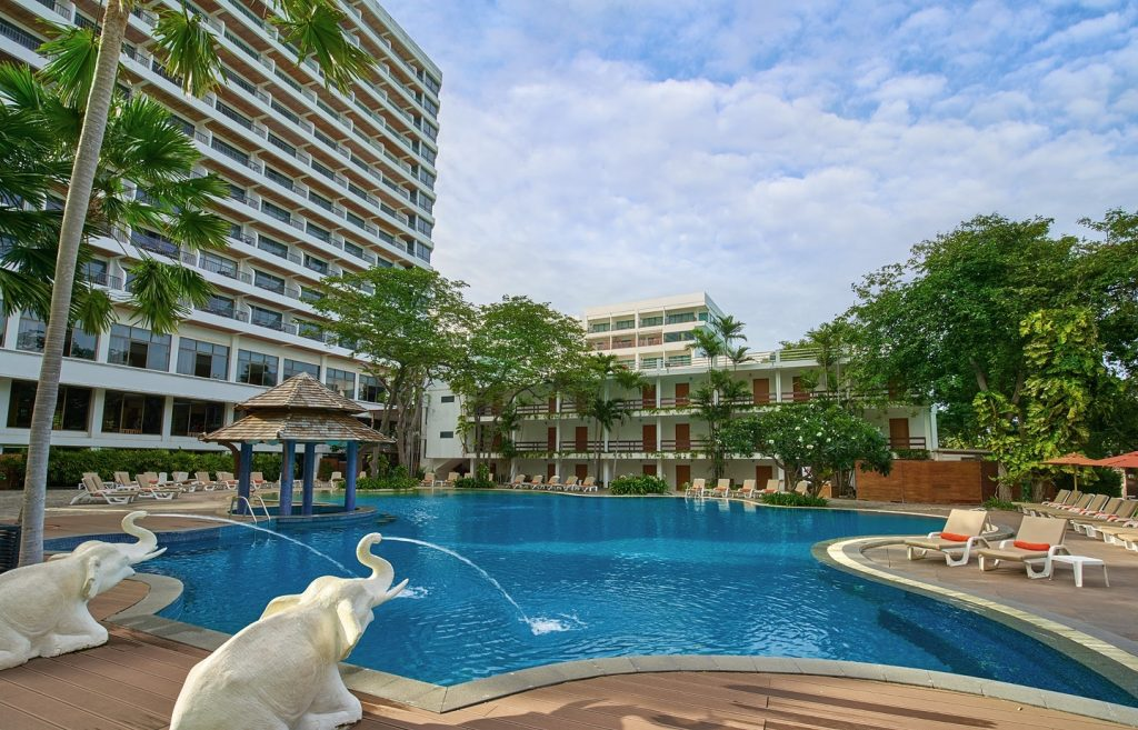 Cosy Beach Hotel Pattaya