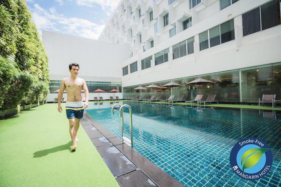 Mandarin Hotel Managed by Centre Point Bangkok