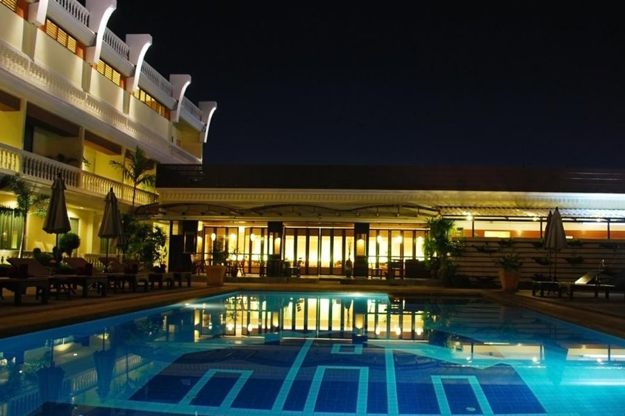 โรงแรมวินด์มิลล์ รีสอร์ท พัทยา