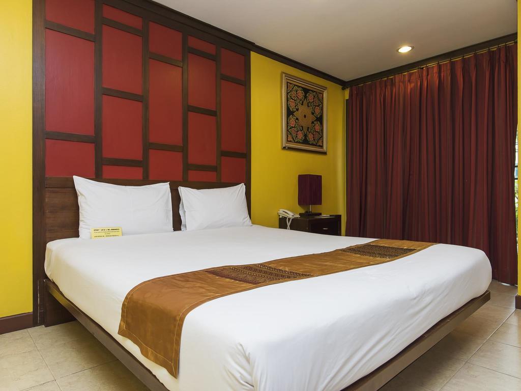 โรงแรมบุญศิริ เพลส กรุงเทพ