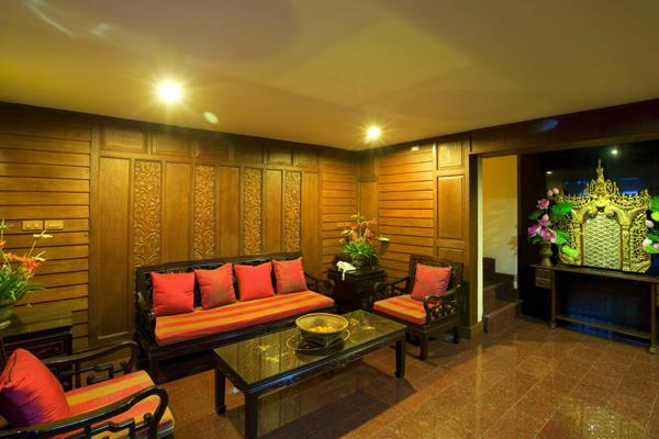 Lamphu Tree House Boutique Hotel Bangkok
