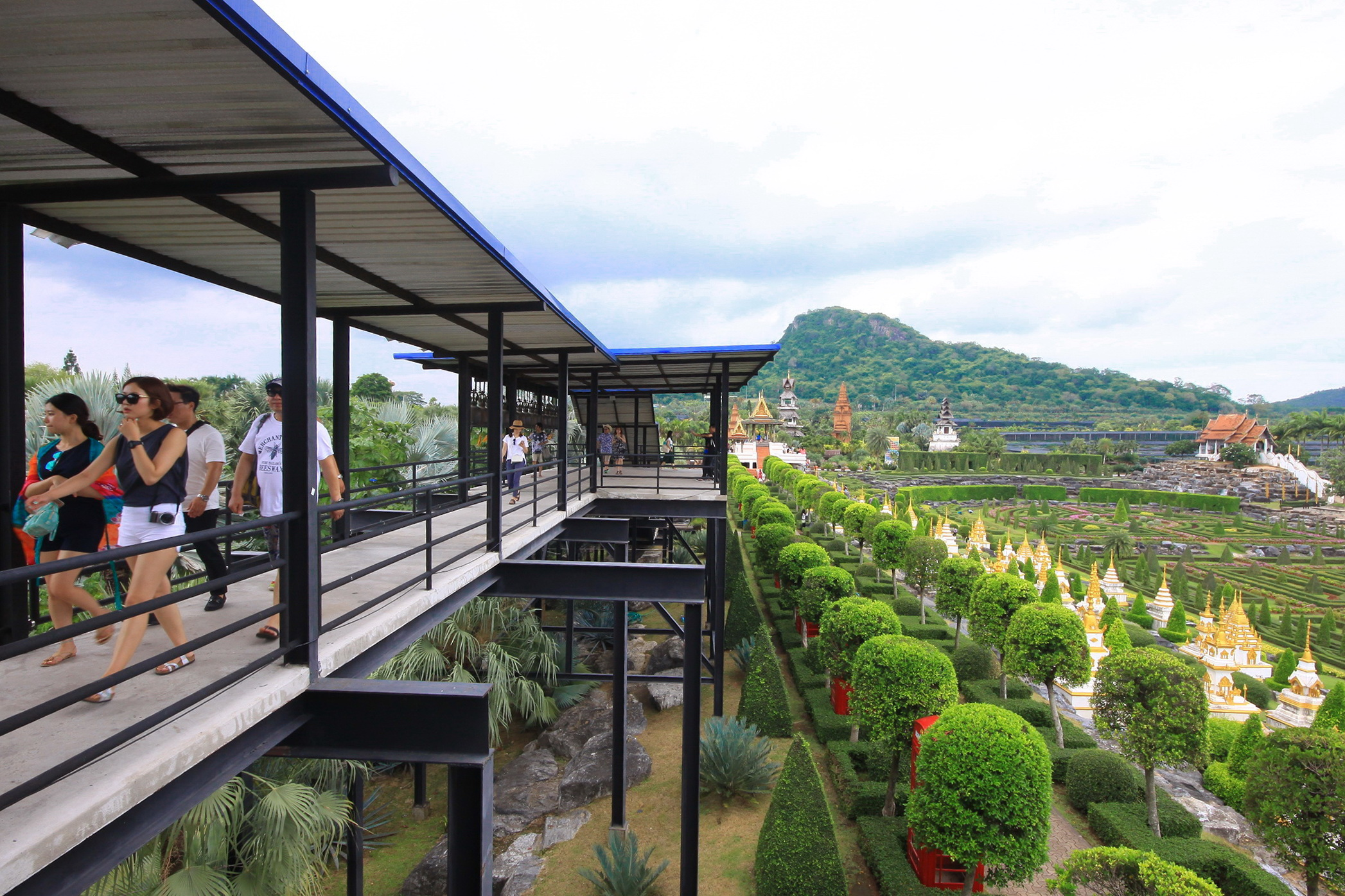 Nong Nooch Tropical Garden & Resort Pattaya