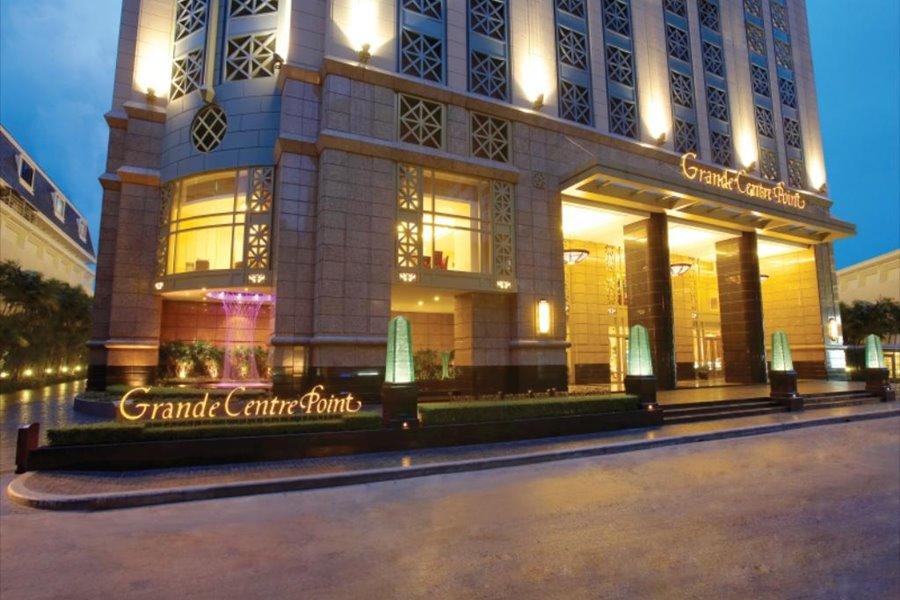 Grande Centre Point Ratchadamri Hotel Bangkok