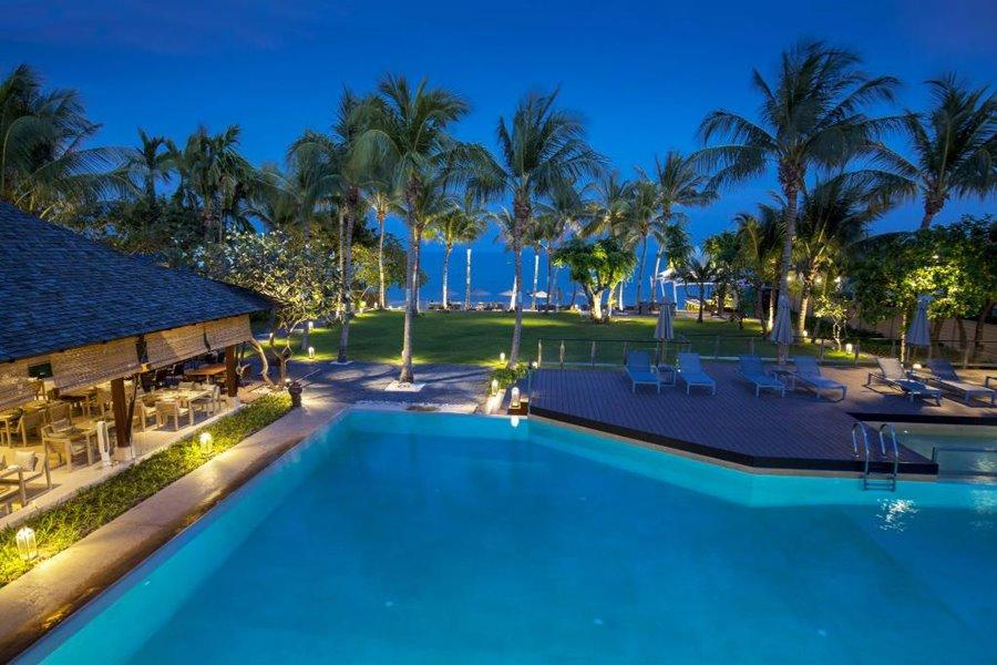 โรงแรมเดอะ ปาลายานา หัวหิน