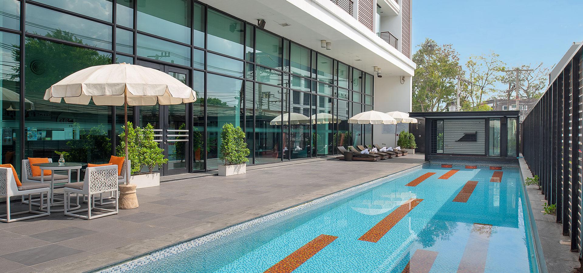 Tsix5 Hotel Pattaya