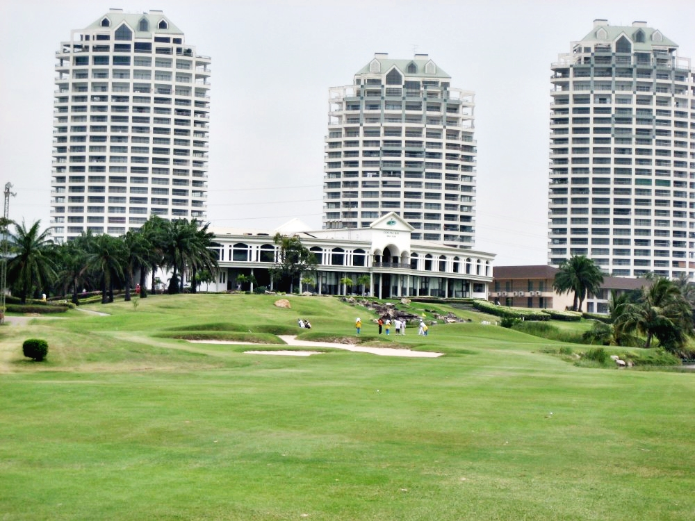 Crystal Bay Golf Club Pattaya