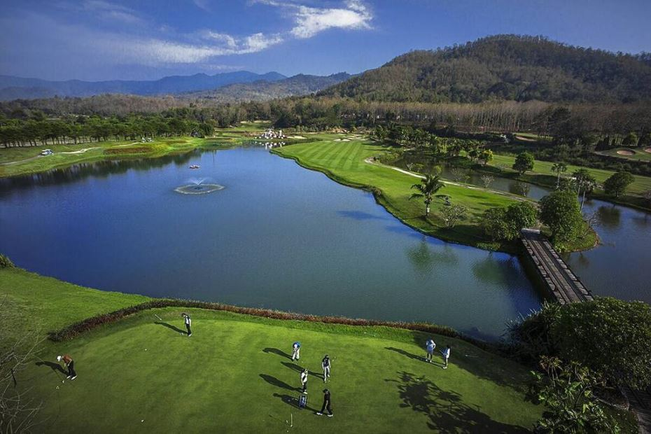 Gassan Khuntan Golf & Resort