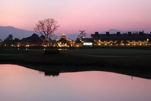 Mae Jo Golf Club Chiang Mai