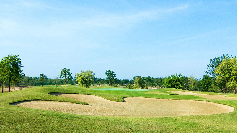 Lake View Golf Club Cha Am