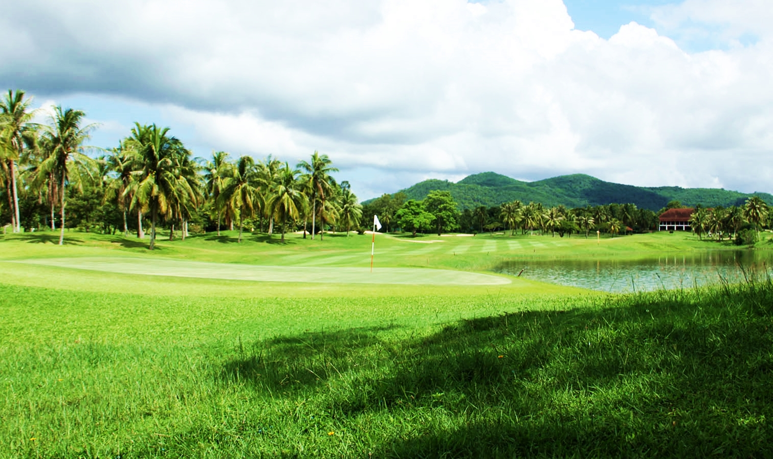 Eastern Star Golf Course Rayong