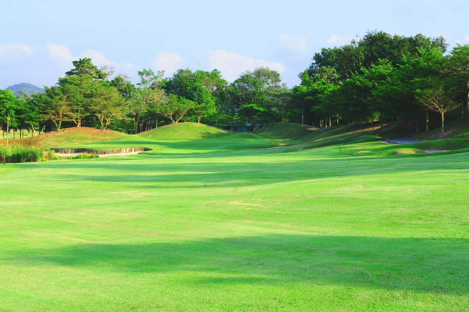 St. Andrews 2000 Golf Club Rayong