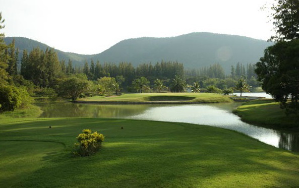 Evergreen Hills Golf Club Kanchanaburi