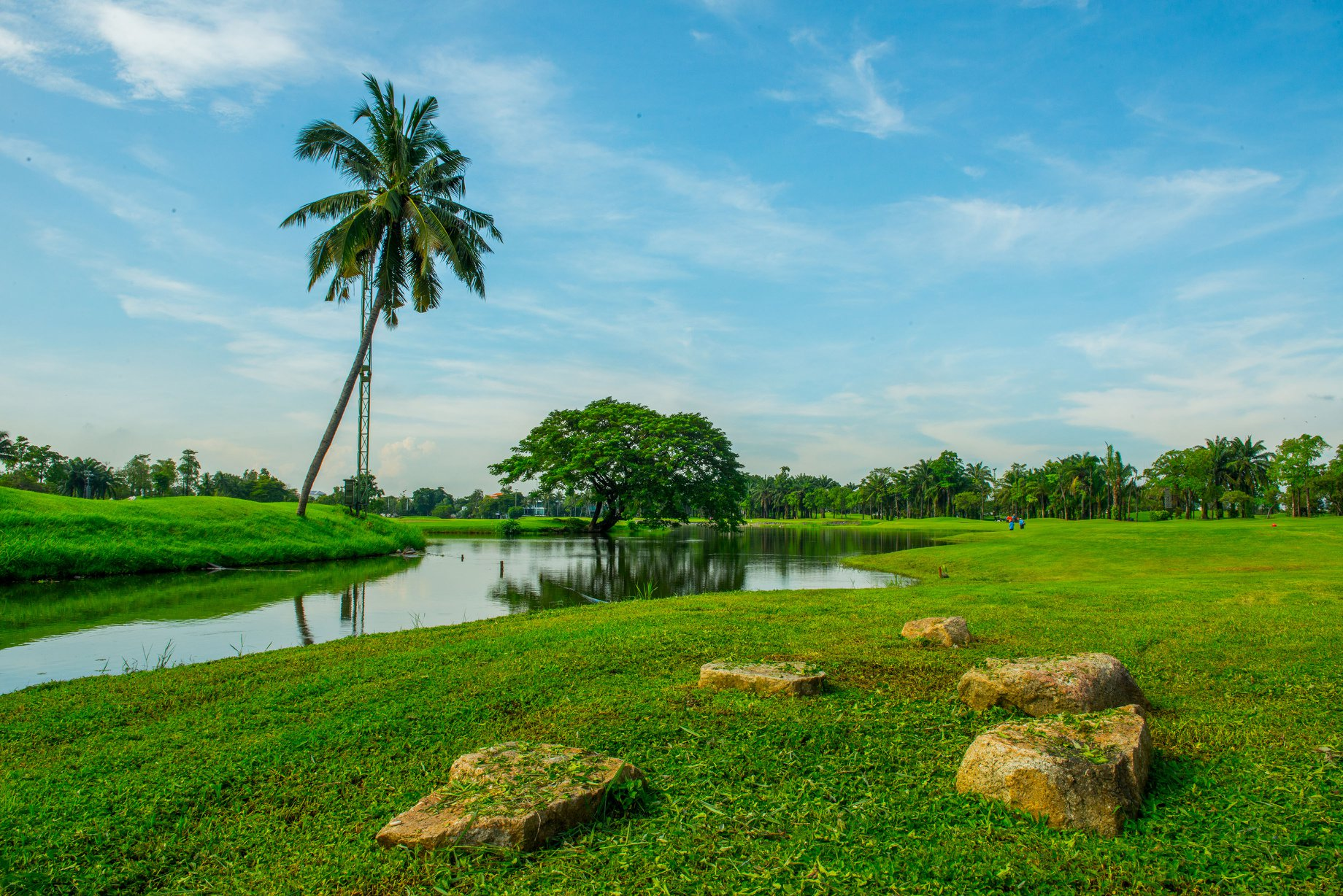 Summit Windmill Golf Club Samutprakarn