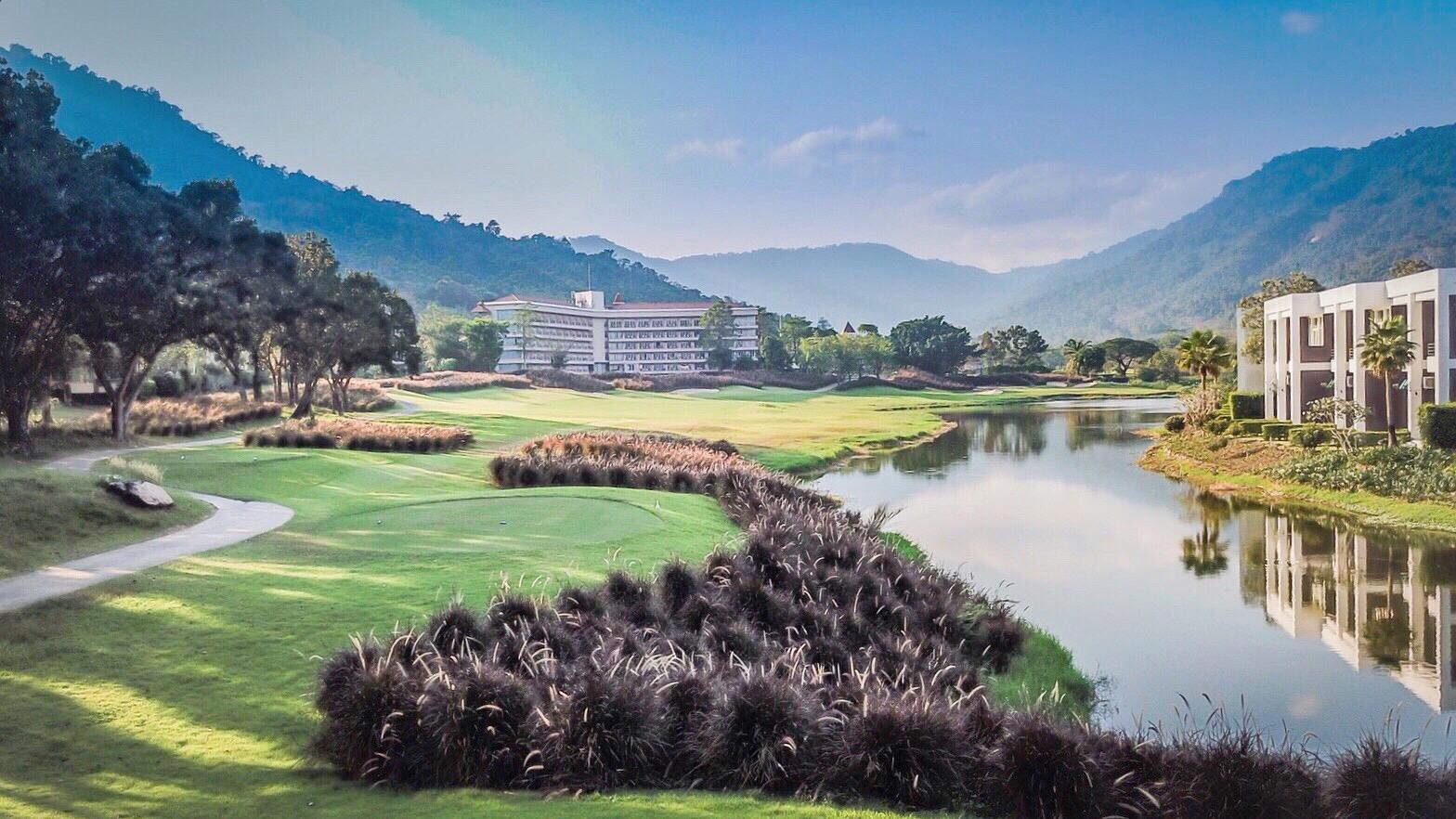 Royal Hills Golf Course Nakhon Nayok