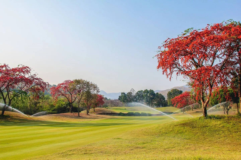 Dragon Hills Golf & Country Club Ratchaburi