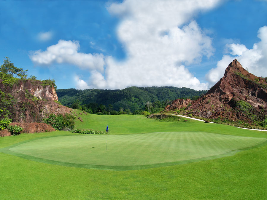 Red Mountain Golf Course