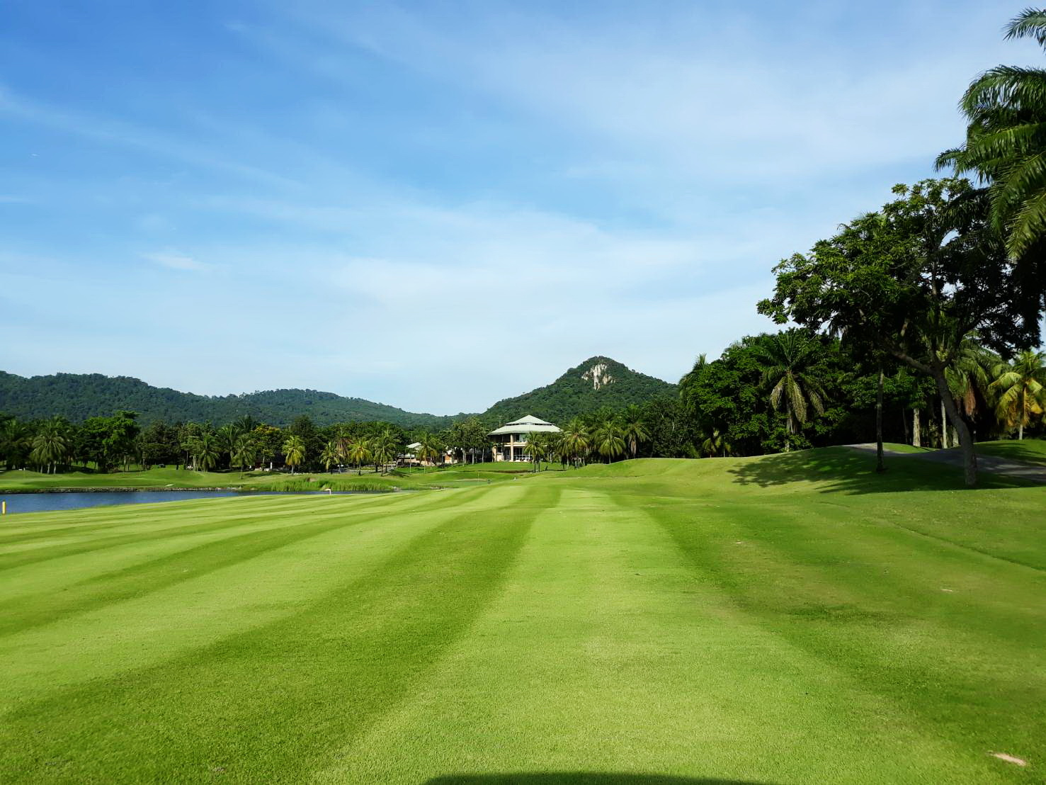 Khao Kheow Country Club