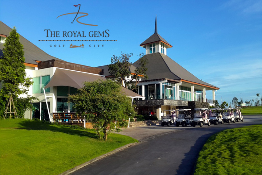 Royal Gems Golf City