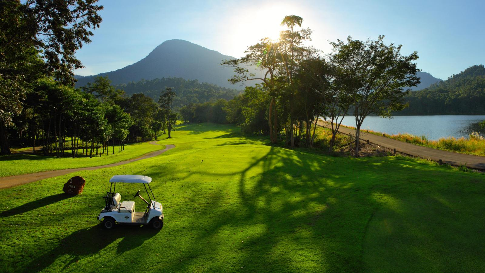 Chatrium Golf Resort Soi Dao Chanthaburi