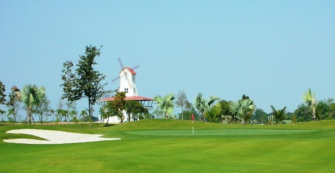 Happy City Golf and Resort Chiang Rai