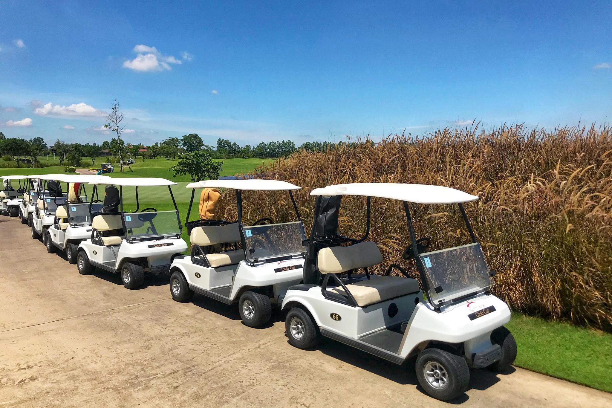 Singha Park Khon Kaen Golf Club