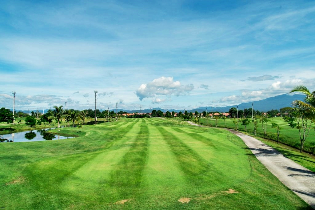 North Hill Golf Club Chiang Mai