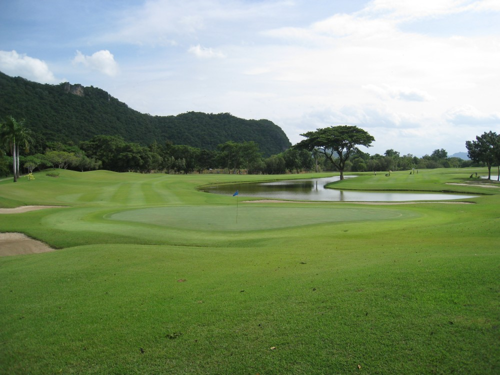 Royal Ratchaburi Golf Club