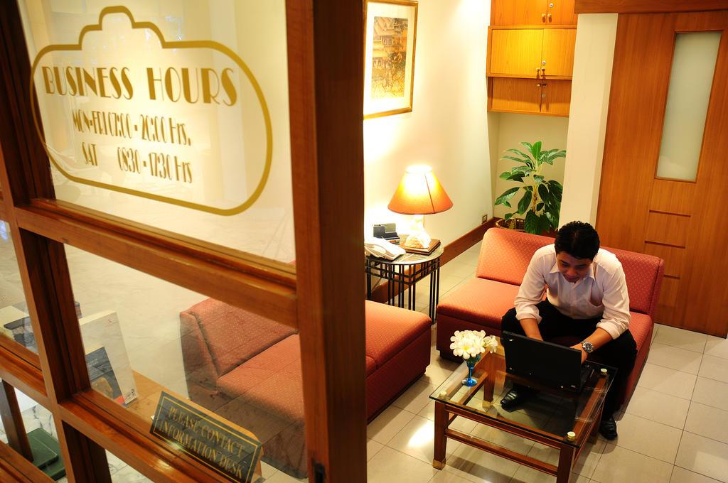 โรงแรมพันธุ์ทิพย์ สวีท สาธร