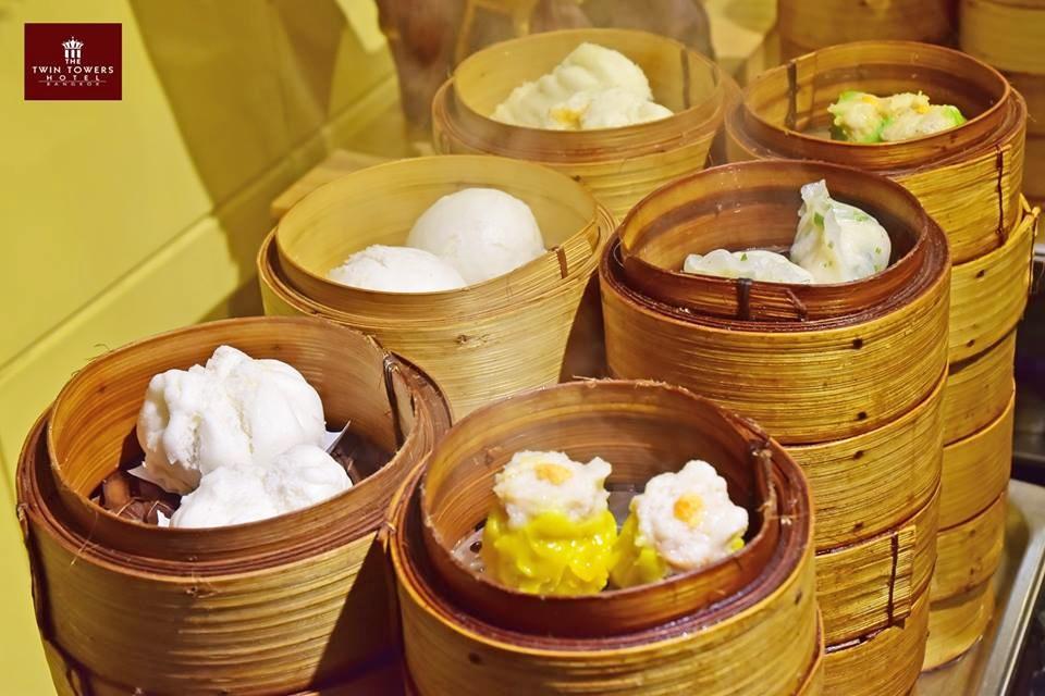 Fu Marn Lau Restaurant at The Twin Towers Hotel Bangkok