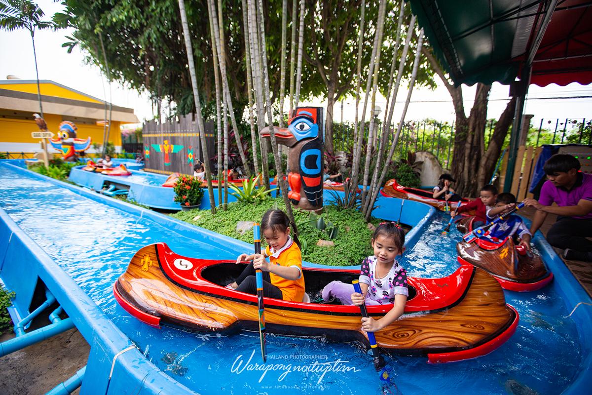 สวนสนุกดรีมเวิลด์ (ราคาสำหรับคนไทย)