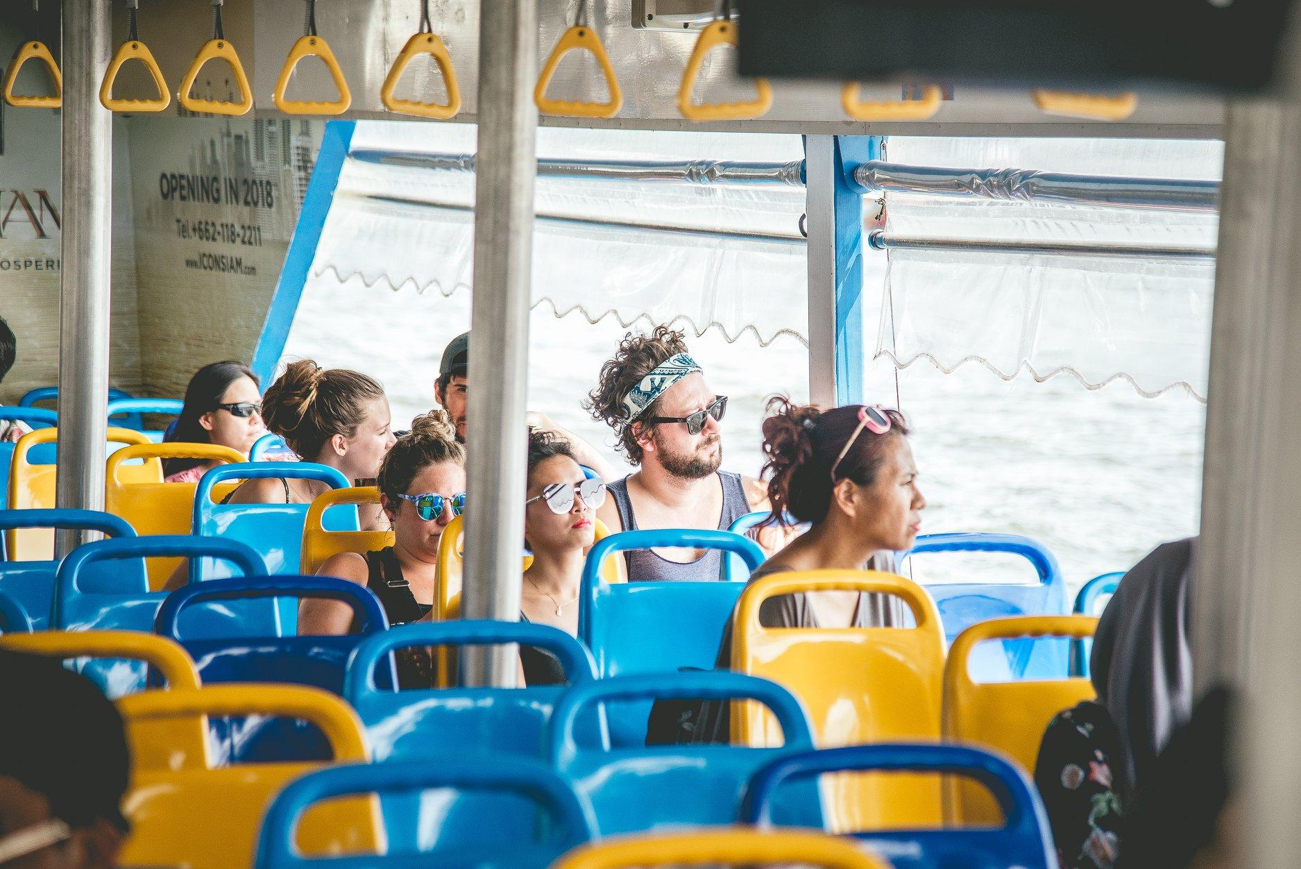 Chao Phraya Tourist Boat Hop On Hop Off