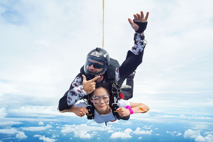 Skydive Thailand