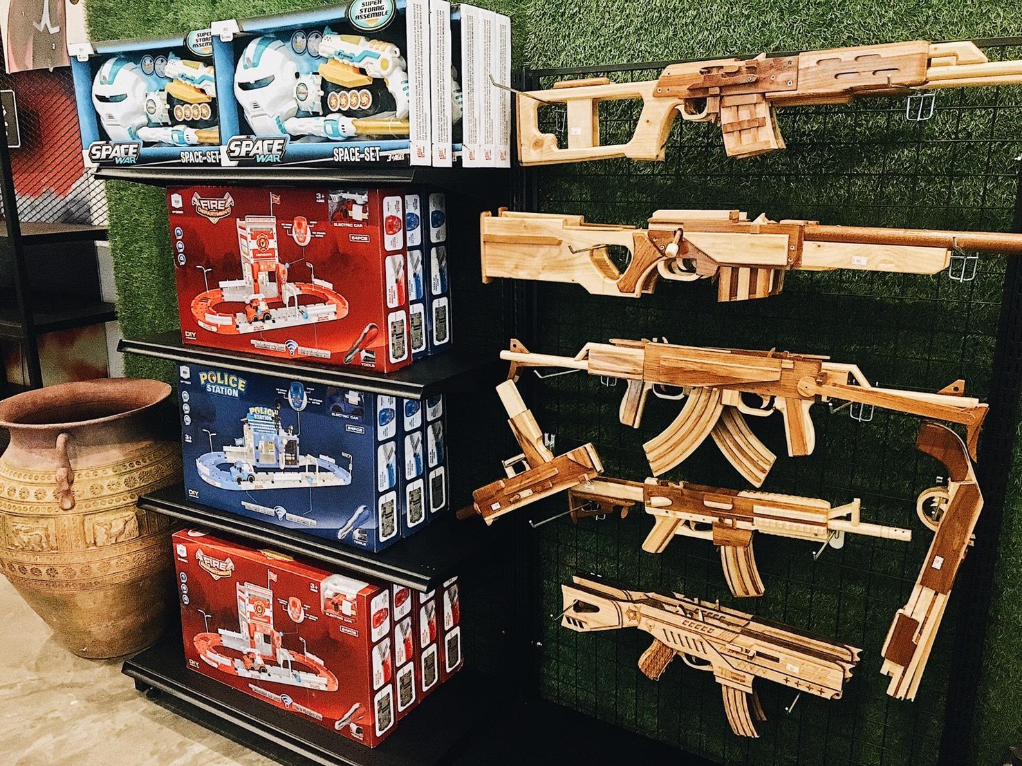 สนามยิงปืนไล้ท์ บุลเล็ต