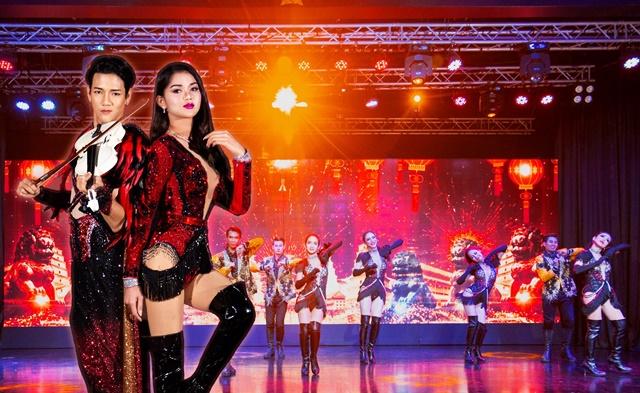 Mirinn Show in Bangkok