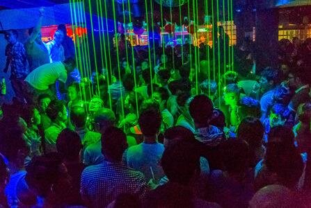 Nightlife Experience in Silom