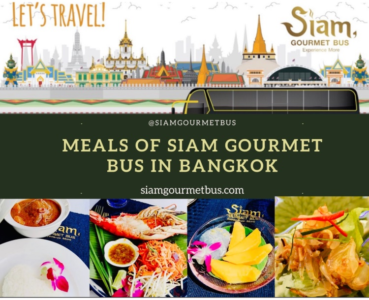 Siam Gourmet Bus