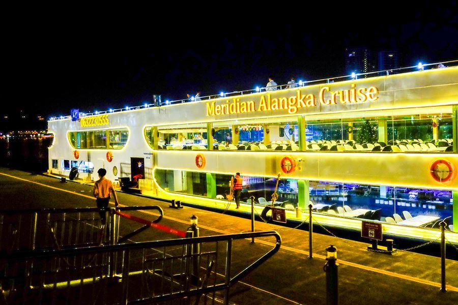 Meridian Alangka Cruise